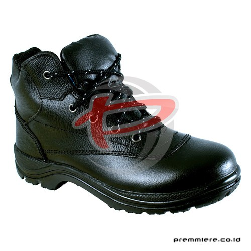 COMMANDO ANKLE BOOT RUBBER [2218]